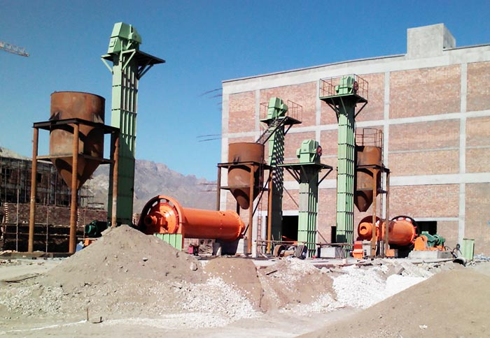 Ilmenite Ore Beneficiation Plant