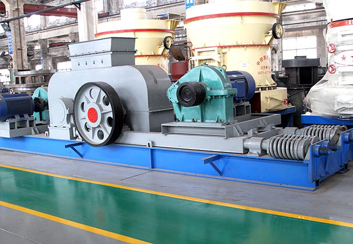 Roll Crusher Machine