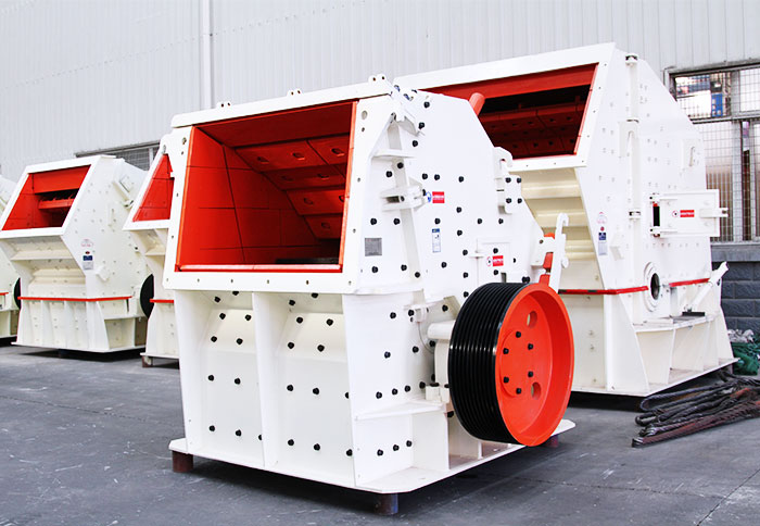 Portable and Fixed Impact Crusher