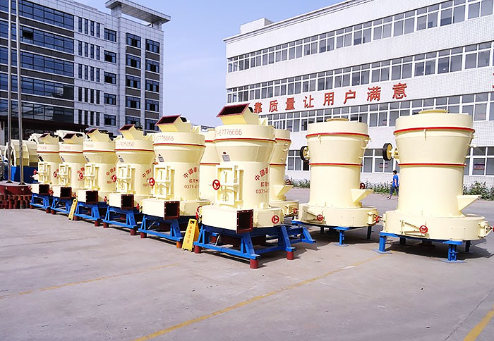 Barite Grinding Mill for Your Choice