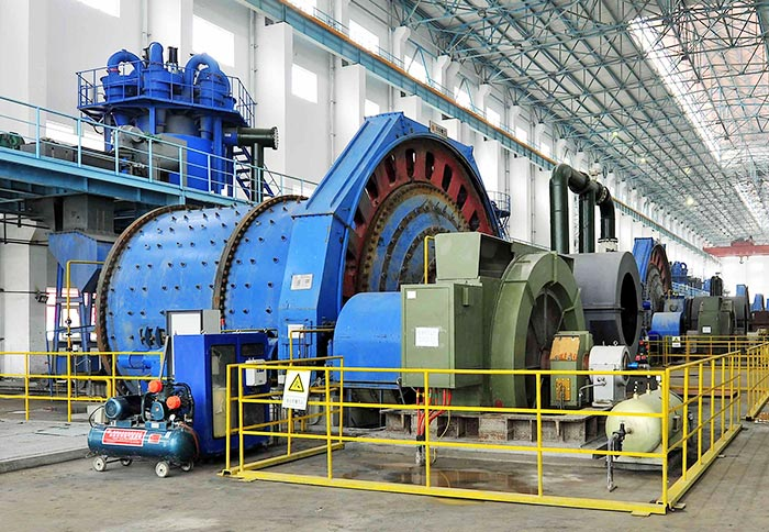Coal Mill with Industrial Solutions