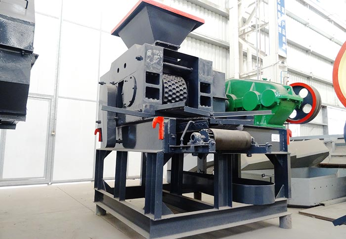 Fully Automatic Coal Briquetting Machine