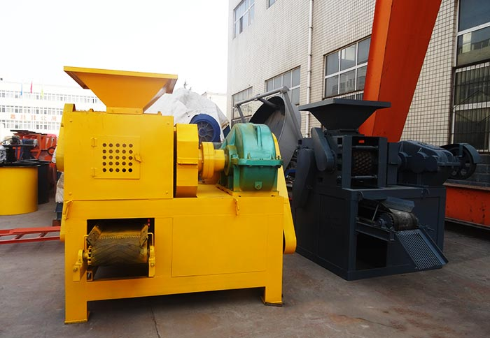 Metal Powder Briquetting Machine