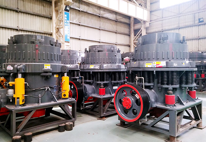 Symons Cone Crusher with Large Capacity