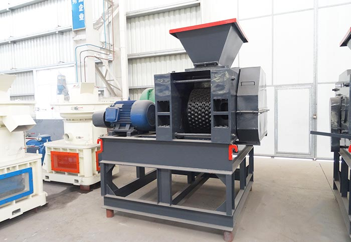 Dry Powder Briquetting Machine