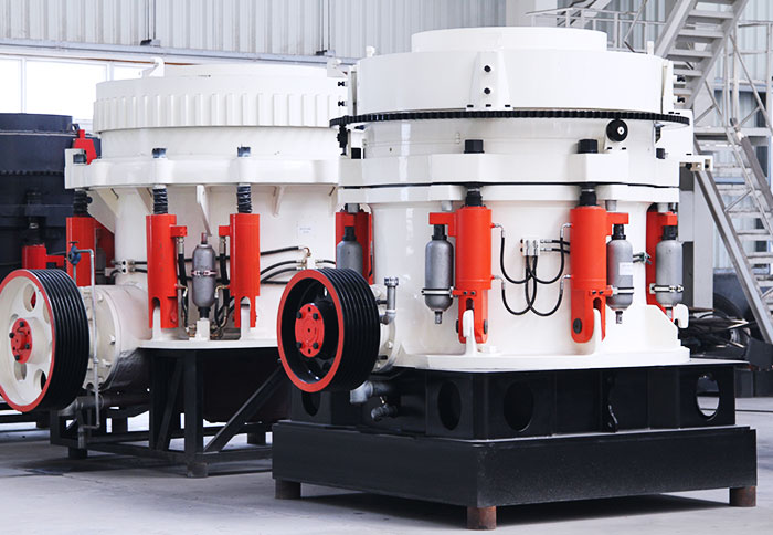 Cone Crusher with High Quilty and Low cost