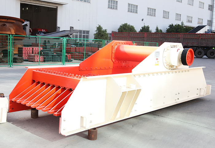 Large-Capacity Vibrating Feeder