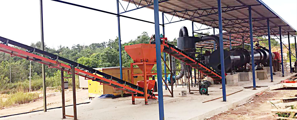 Simple Comparison on Rotary Dryers Taking Malaysian Sawdust Dryer Site as an Example
