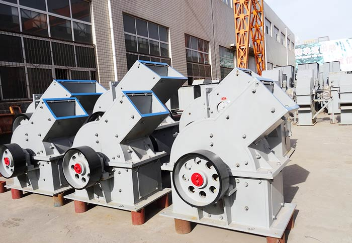 Small Glass Crushing Machine