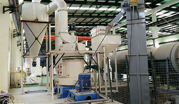 A Deal of Phosphate Grinding Project Has Done Between Customer in Egypt and Fote Machinery