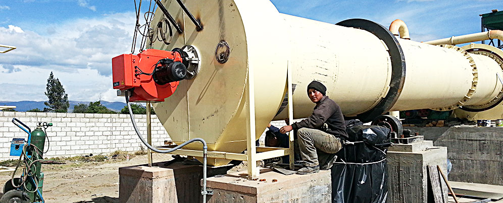 Fly Ash Dryer Turns Waste Fly Ash into Treasure