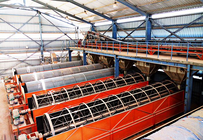 Rotary Trommel Screen Manufacturers for Sale