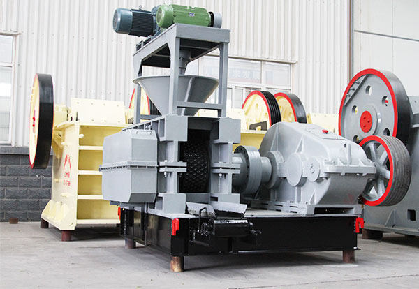 Pulverized Coal Briquetting Machine