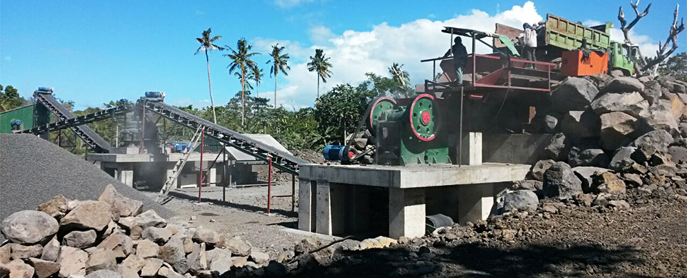 River Stone Sand Making Plant in Philippine|(Model Number Enclosed)