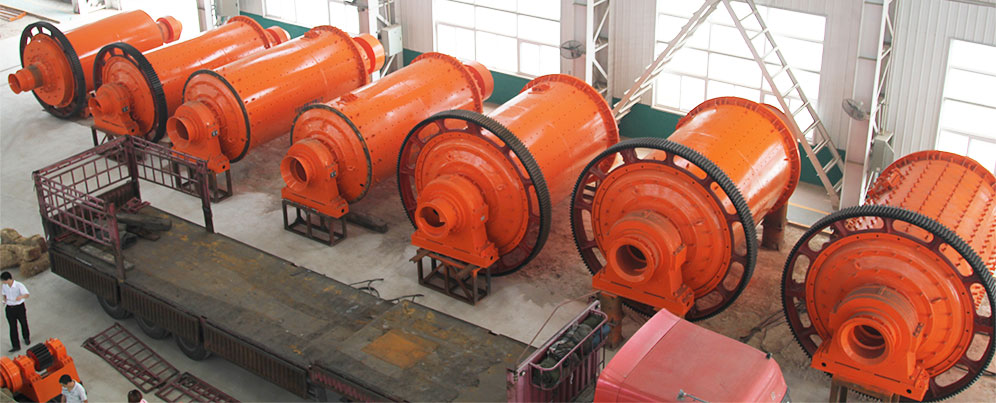 Types of Mostly Used Ball Mill in Grinding Line