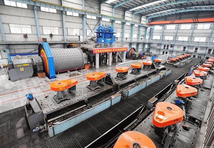 Flotation Plant
