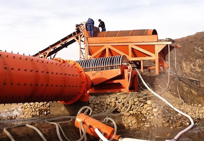 Limonite Ore Processing Plant