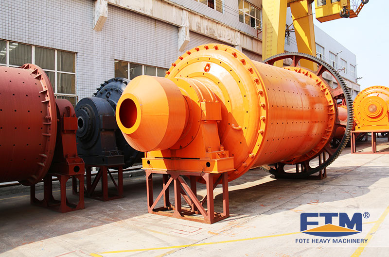 Copper Ore Processing Equipment-Ball Mill.jpg