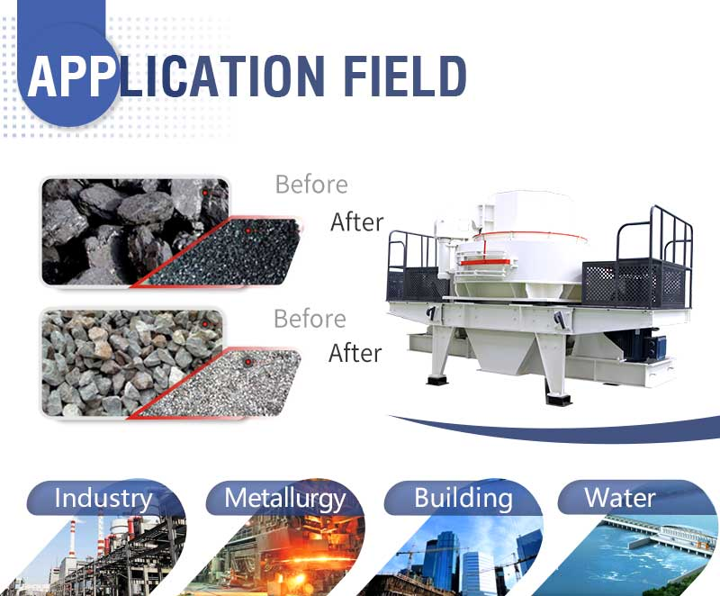Sand Maker Applications