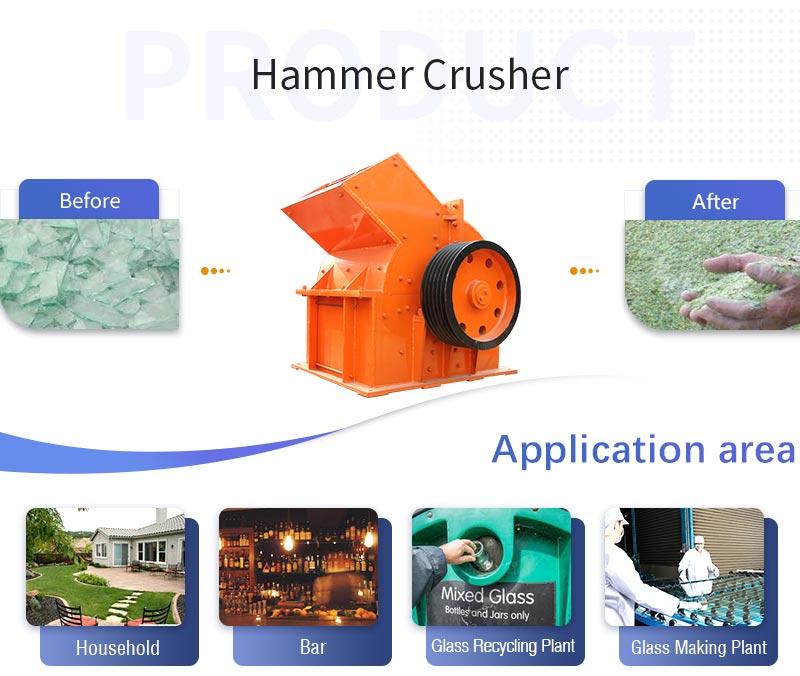 Hammer Crusher Applications