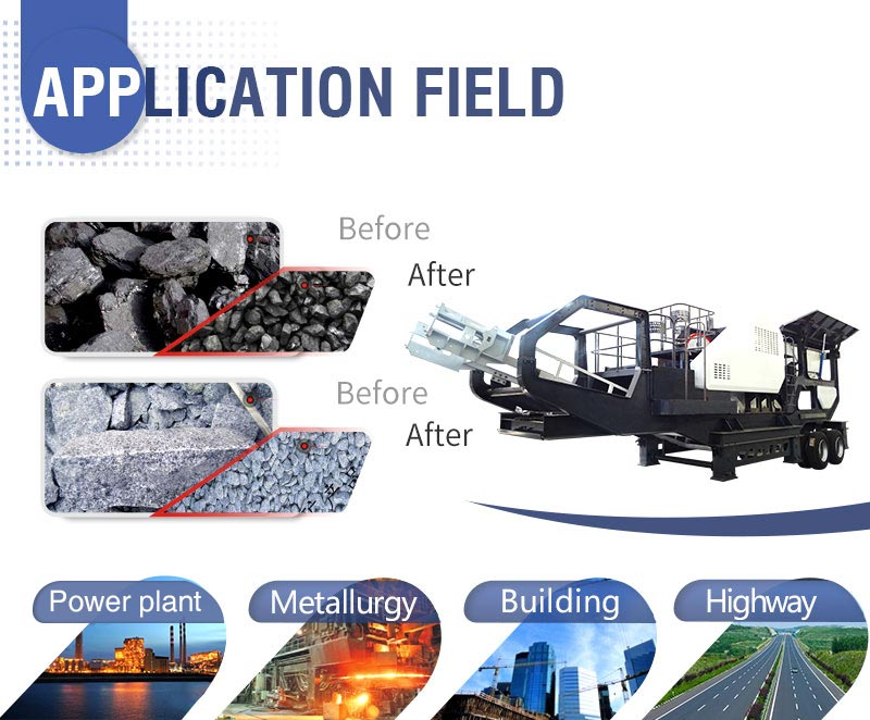 Mobile Jaw Crusher Applications