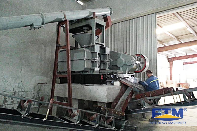 Fote Metal Powder Briquette Machine in Bahrain.jpg