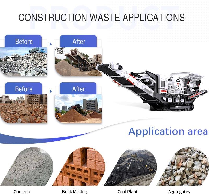Fote Mobile Crushing Plant Applications.jpg