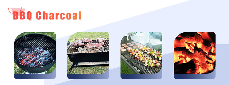BBQ Charcoal from Charcoal Briquetting Machine.jpg
