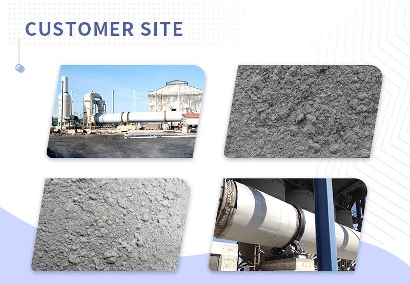 Fote Fly Ash Drum Dryer Customer Site.jpg