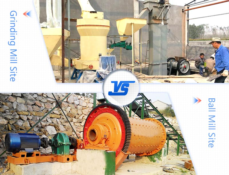 Occupied area difference between grinding mill and ball mill.jpg