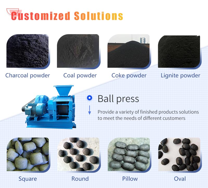 Customized shapes of briquettes.jpg