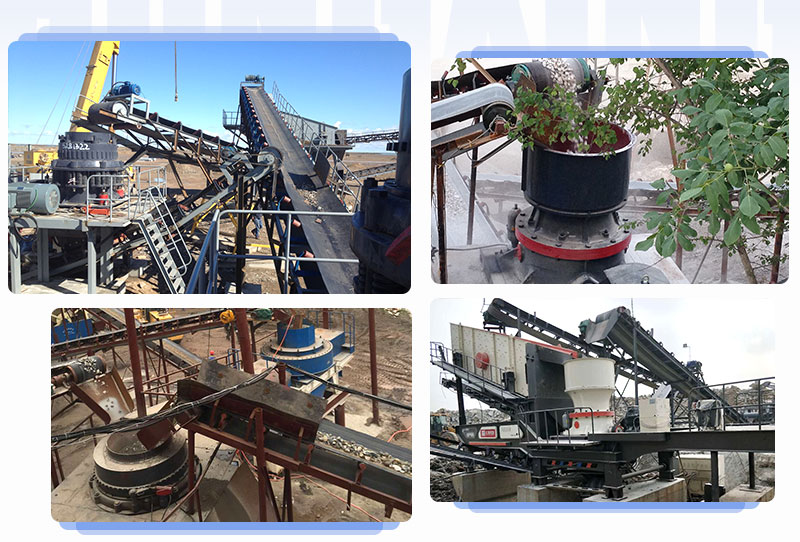 Fote cone crusher working sites.jpg