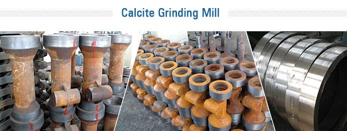Calcite Grinding Mill Parts