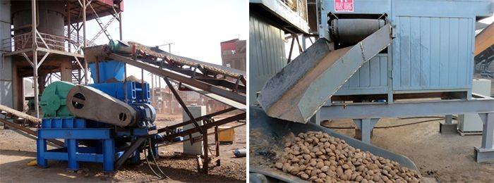 Complete Briquetting Plant