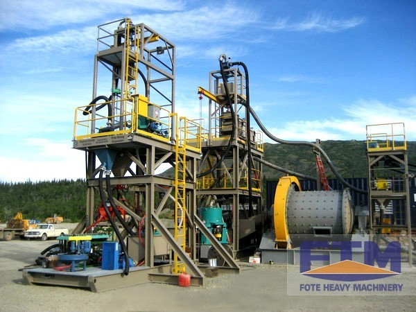 Manganese Ore Gravity Beneficiation Plant