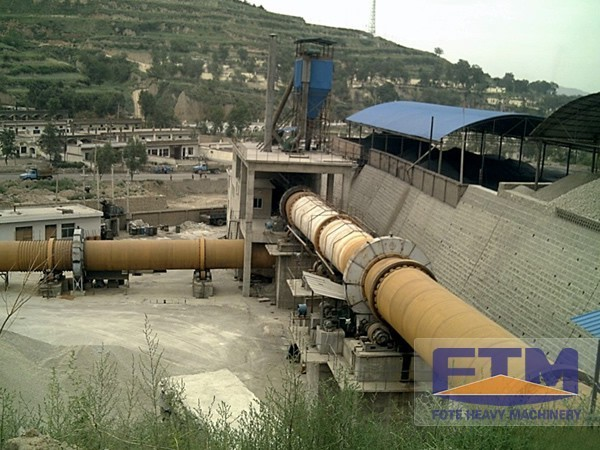 The Advantages of Rotary Kiln is Reflected Step by Step