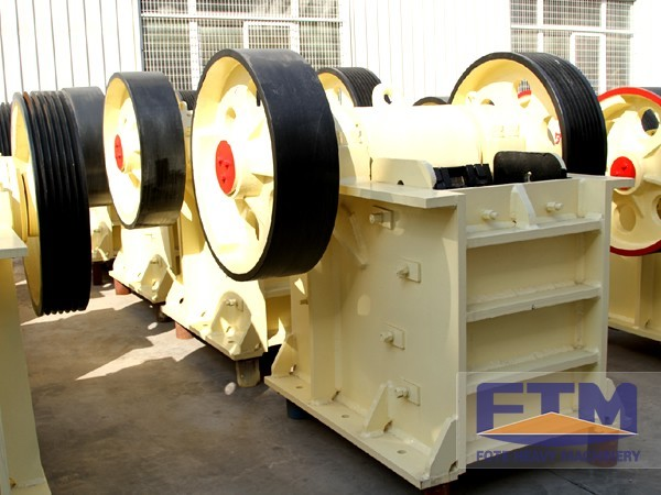 The Advantages of Jaw Crusher in the Crushing of Limestone