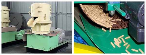 Bagasse Pellet Mill Machine