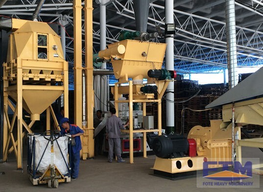 Rice straw pellet mill rice straw pellet making plant rice straw pellet fuel machine fote - How to make wood pellets wise investment ...