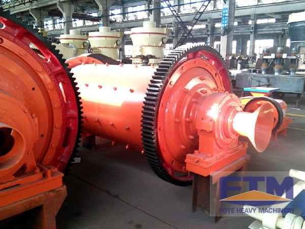 How to Improve the Yield and Efficiency of Ball Mill?