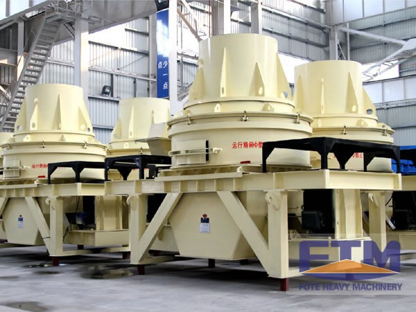 Pay Attention to the Operation Details of Sand Making Machine to Raise Efficiency