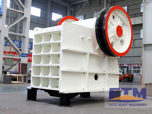 The Cement Production is Indispensable to Jaw Crusher