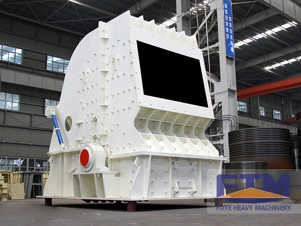 High Quality Impact Crusher is an Important Equipment for Stone Production
