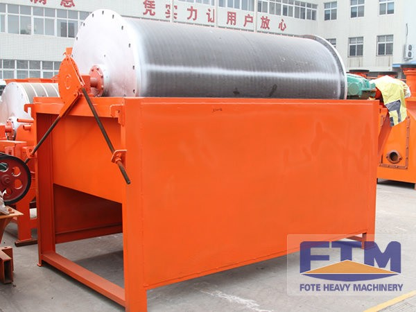 The Safe Operation of Magnetic Separator Benefits Users a Lot