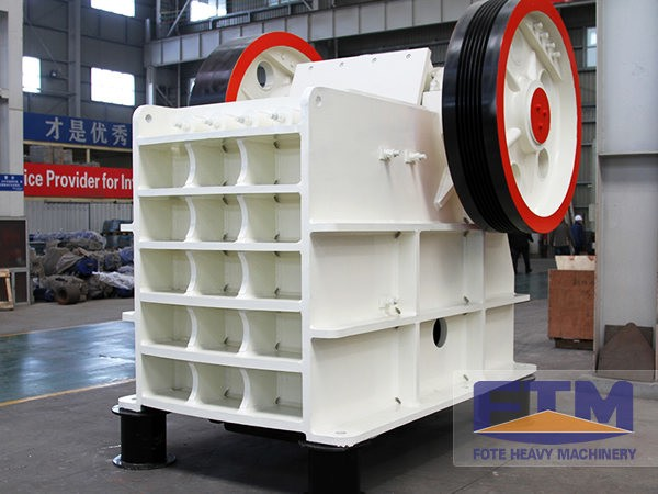 Jaw Crusher Can Break Ores into High-Quality Stones