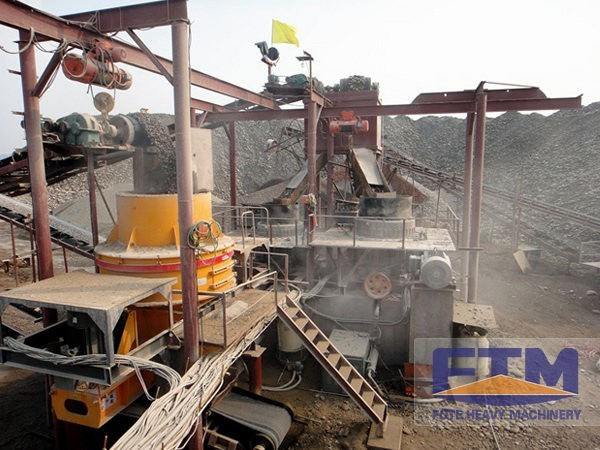 Quartz Sand Production Line Injects New Vitality for Machinery Industry