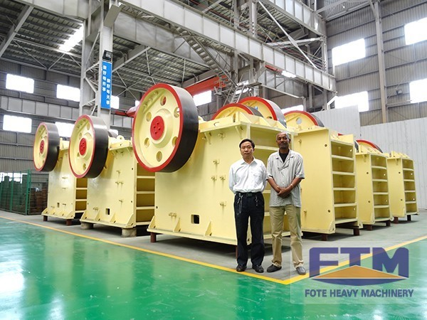 The Improvement Analysis of Magnesium Stone Crusher