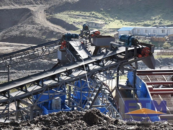 Fote Machinery Focuses on Developing Large-Scale Gravel Production Line