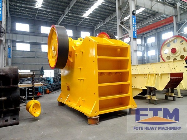 The Unique Features of FTM Jaw Crusher