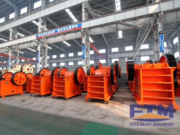 Cement Jaw Crusher, the Right Option for Cement Raw Material Crushing